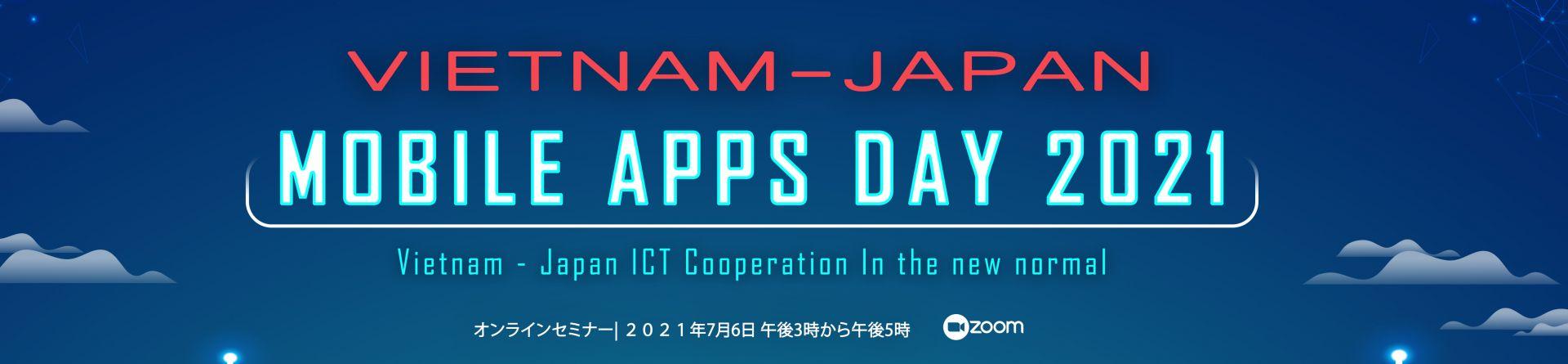 Ngày Mobile Apps Việt Nam - Nhật Bản